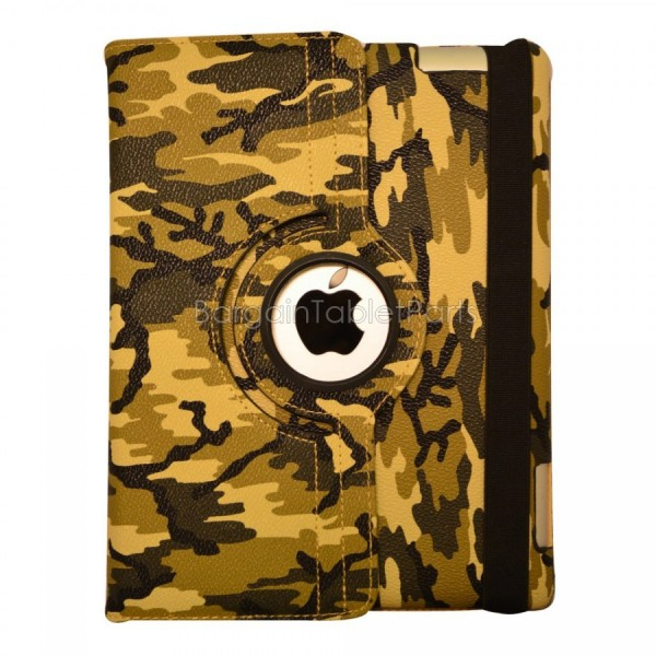 South Shore Ipad 2, 3, 4 - Green Camouflage PU Leather Case at Sears.com